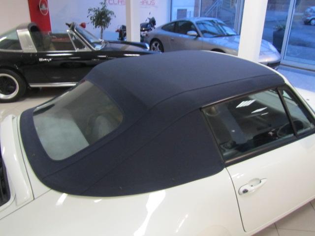 Cabrio-Verdeck erneuern (Porsche 993)