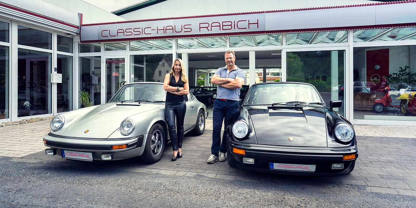 Classic Haus Rabich – Handel